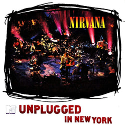 Nirvana - Unplugged in New York: 25th Anniversary Edition (2xLP - 180 Gram Vinyl) Geffen Records