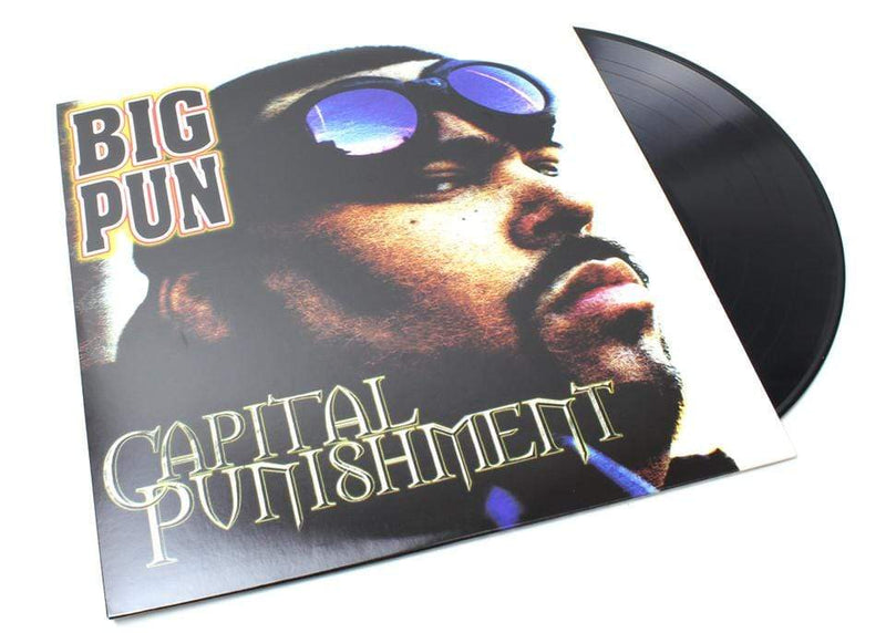 Big Pun - Capital Punishment (2xLP) Get On Down