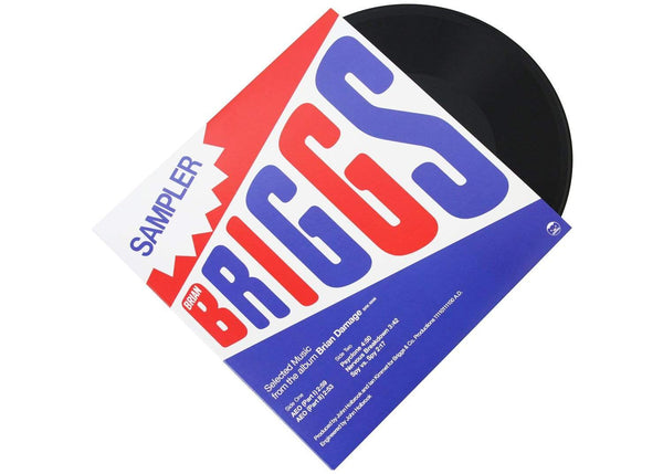 "Brian Briggs - Selected Music from the Album Brian Damage (12"") Get On Down"