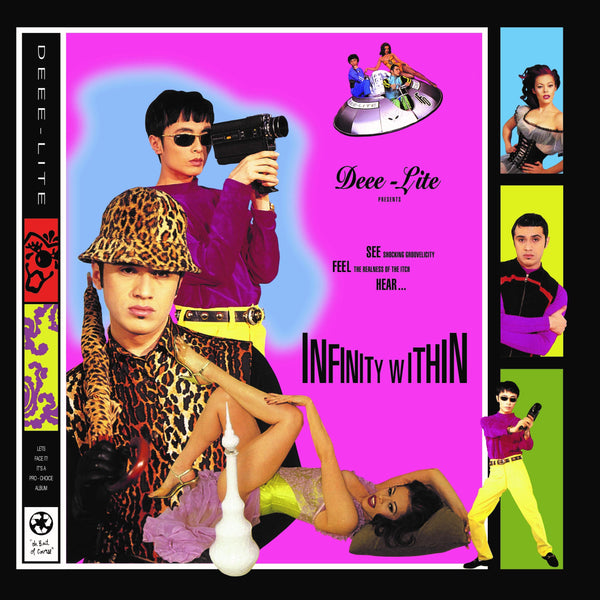 Deee-lite - Infinity Within (2xLP) Get On Down