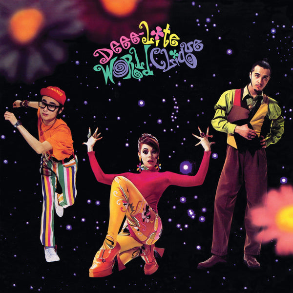 Deee-lite - World Clique (LP) Get On Down