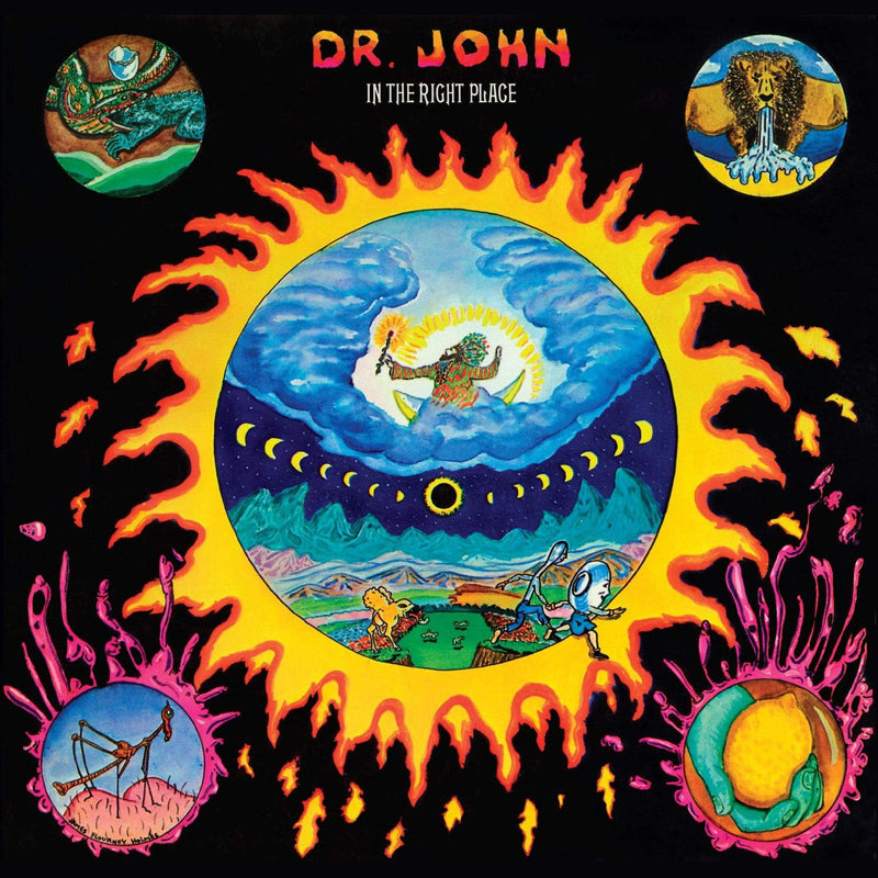 Dr. John - In The Right Place (LP) Get On Down