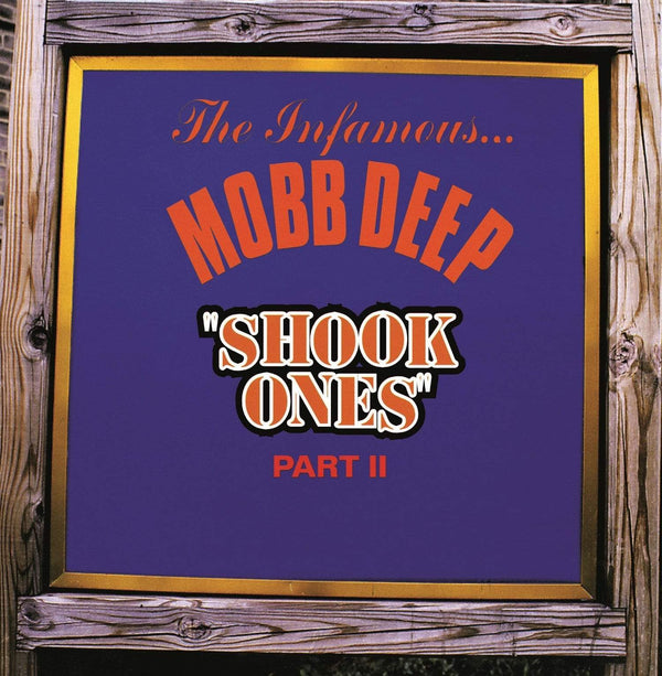 "Mobb Deep - Shook Ones Pt. 1 & 2 (7"") Get On Down"