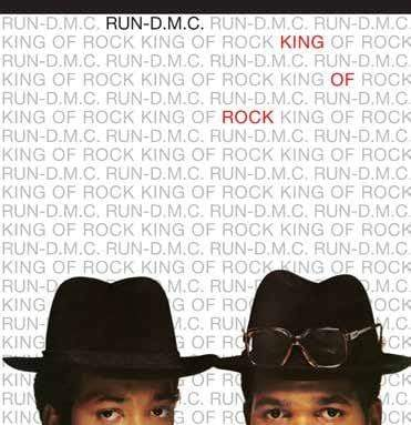 Run-DMC - King Of Rock (LP) Get On Down