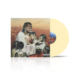 Flee Lord - Gets Greater Later (LP - Ivory Vinyl - Fat Beats Exclusive) GGBR