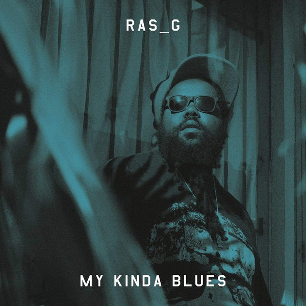 Ras_G - My Kinda Blues (Cassette) Ghetto Sci-Fi Music