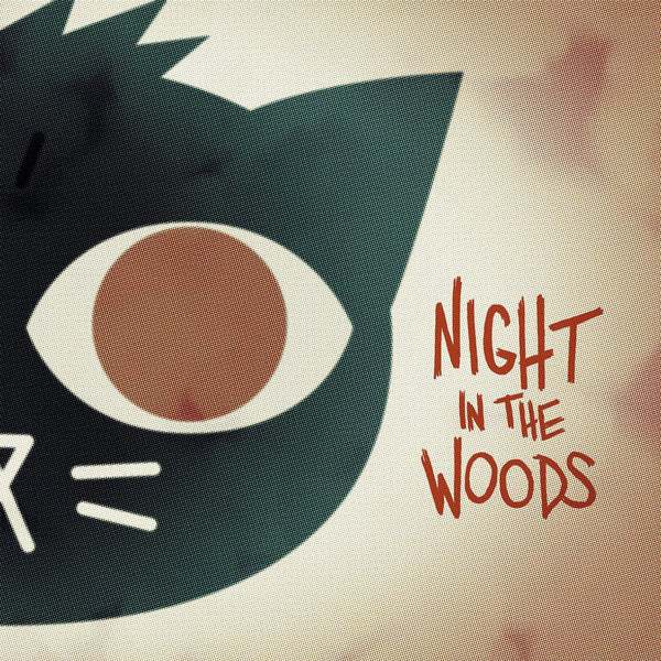 Alec Holowka - Night In The Woods (2xLP - 180 Gram Black Vinyl) Ghost Ramp