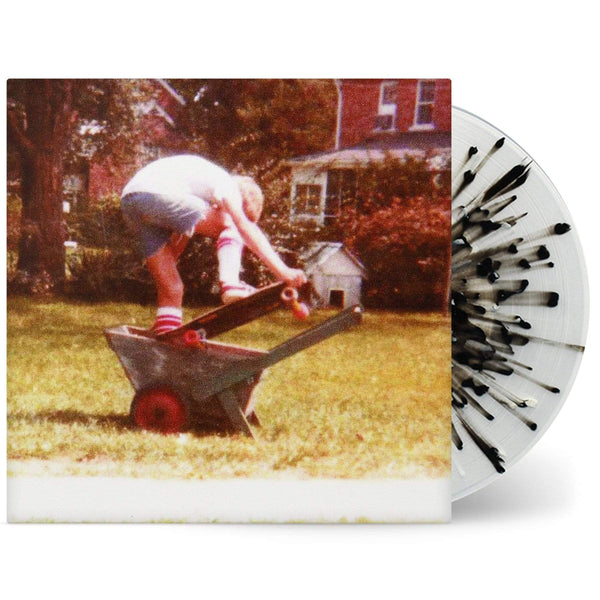 WAVVES - WAVVES (LP - Black/White Splatter Vinyl) Ghost Ramp
