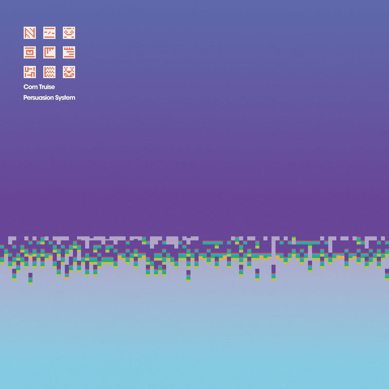 Com Truise - Persuasion System (LP - Sky Blue Vinyl) Ghostly International