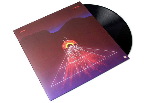 Com Truise - Silicon Tare (EP - Black Vinyl) Ghostly International