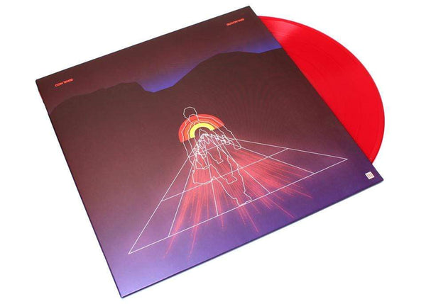 Com Truise - Silicon Tare (EP - Red Vinyl) Ghostly International