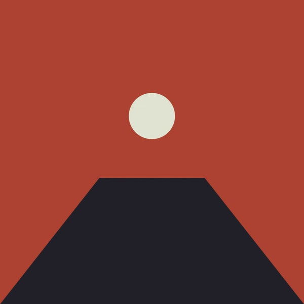 Tycho - Epoch (LP - Red Vinyl + Download Card) Ghostly International