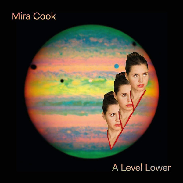 Mira Cook - A Level Lower (LP - Colored Vinyl + Download Card) Gold Robot Records