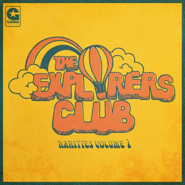 The Explorers Club - Rarities Volume 1 (CD) Goldstar Recordings