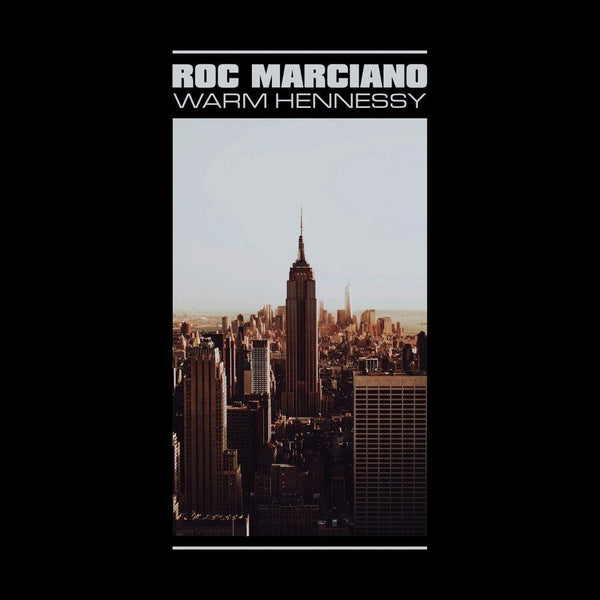 Roc Marciano - Warm Hennessy (EP - Black Vinyl) GoodFelons