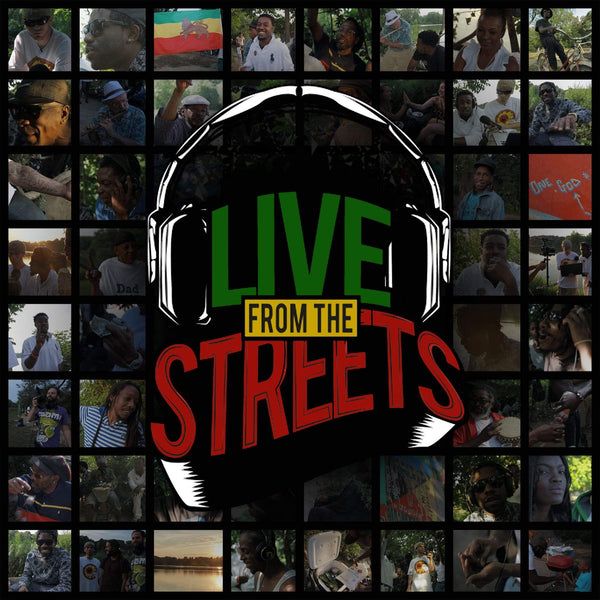 Mr. Green & ATR - Live From Parkside (LP) Green Music Group