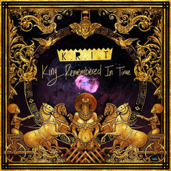 Big K.R.I.T. - King Remembered In Time (2xLP - Black Vinyl) Green Streets Entertainment