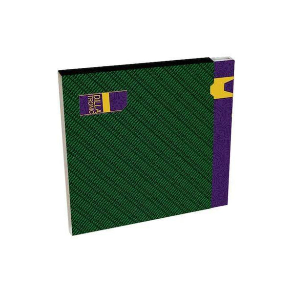 J Dilla - Dillatronic (CD -  Embossed Glow In the Dark Slipcase) Green Streets Entertainment