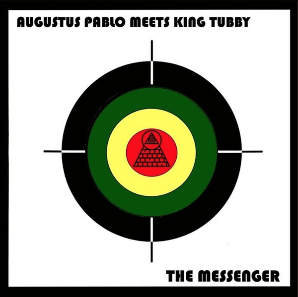 Augustus Pablo Meets King Tubby - The Messenger (LP) Griffiths Records
