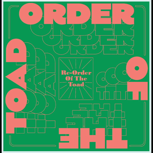 Order Of The Toad - Re-order Of The Toad (CD) Gringo Records