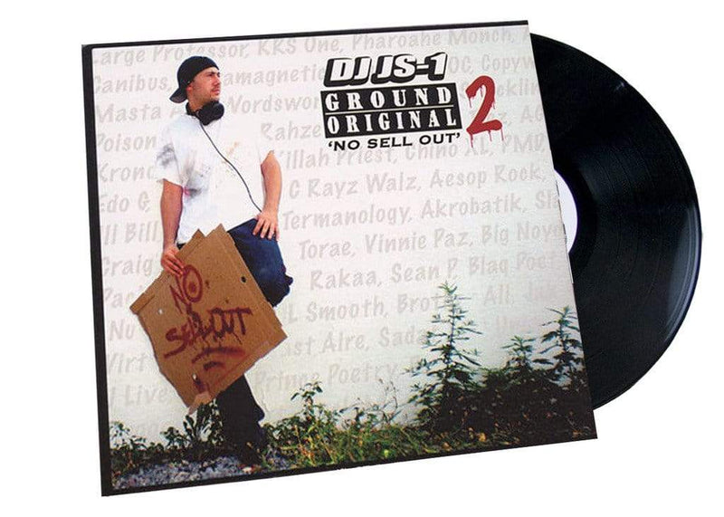 DJ JS-1 - Ground Original 2: No Sell Out (LP) Ground Original
