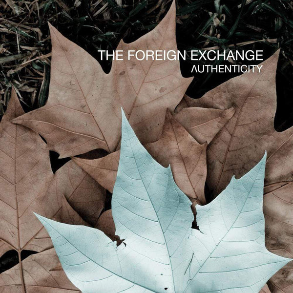 The Foreign Exchange - Authenticity (2XLP Gatefold) Hard Boiled