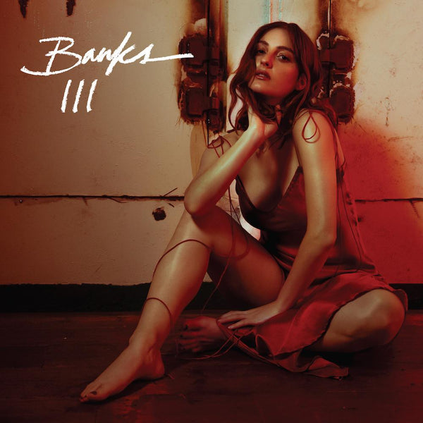Banks - III (LP) Harvest Records