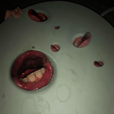 Death Grips - Year of the Snitch (LP - Indie-Exclusive Clear Vinyl) Harvest Records