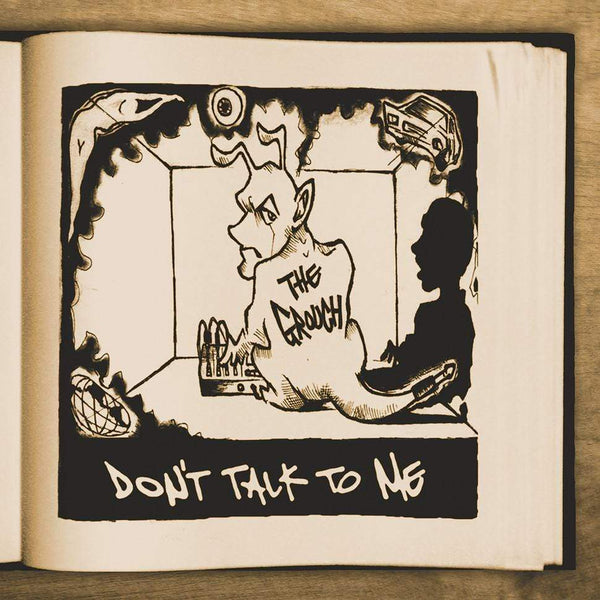 The Grouch - Don't Talk To Me (2xLP - Sand Colored Vinyl) HHV.de