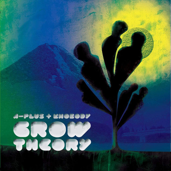 A Plus & Knobody - Grow Theory (CD) Hieroglyphics Imperium