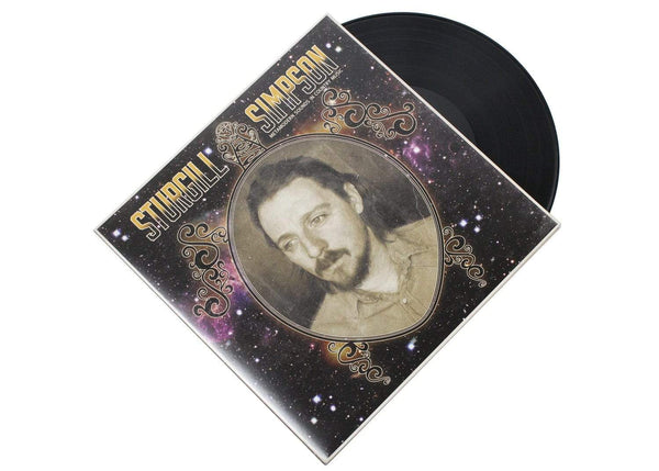 Sturgill Simpson - Metamodern Sounds in Country Music (LP - Gatefold) High Top Mountain Records