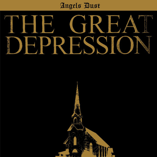 Angels Dust - The Great Depression (Cassette) Hit+Run