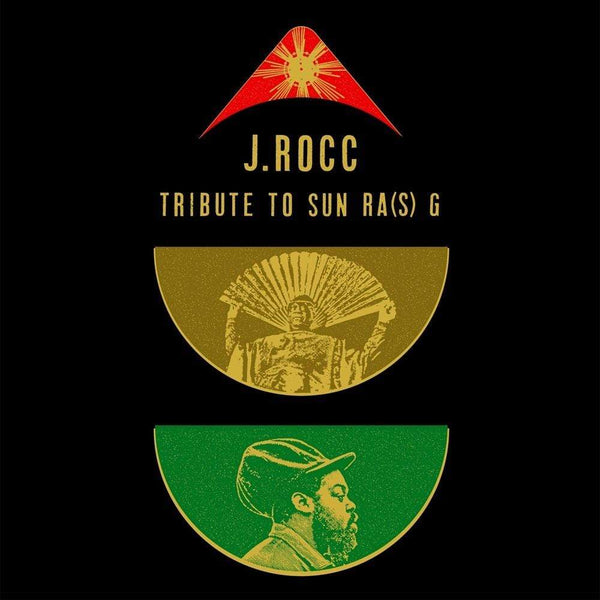 J-Rocc - Tribute to Sun Ra(s) G (LP) Hit+Run