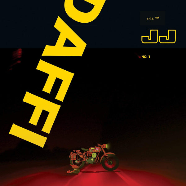 Jeremiah Jae - DAFFI (2xLP) Hit+Run