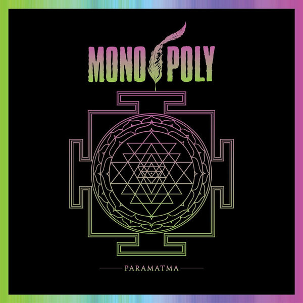 Mono/Poly - Paramatma (2xLP - Sky Blue/Opaque Peach Colored Vinyl) Hit+Run