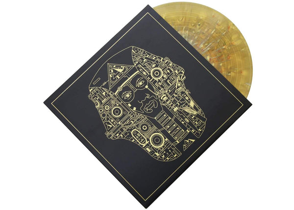 Thavius Beck - Technol O.G. (LP - Gold Splatter Vinyl) Hit+Run