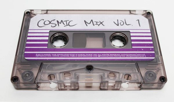 V/A - Marvel's Guardians Of The Galaxy: Cosmic Mix Vol. 1 (Cassette) Hollywood Records