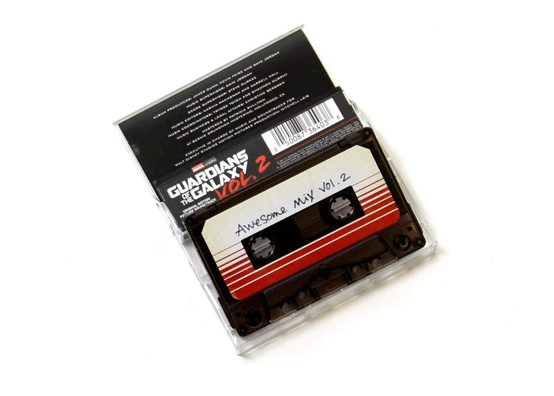V/A - Marvel's Guardians Of The Galaxy: Cosmic Mix Vol. 2 (Cassette) Hollywood Records