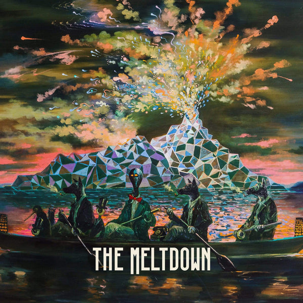 The Meltdown - The Meltdown (CD) Hope Street Recordings