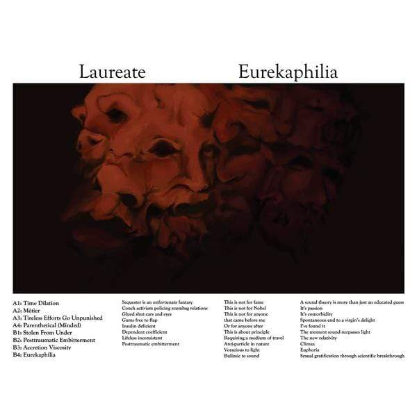 Laureate - Eurekaphilia (LP) Hospital Productions