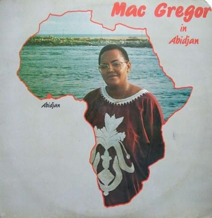 "Mac Gregor - Abidjan (12"") Hot Casa"