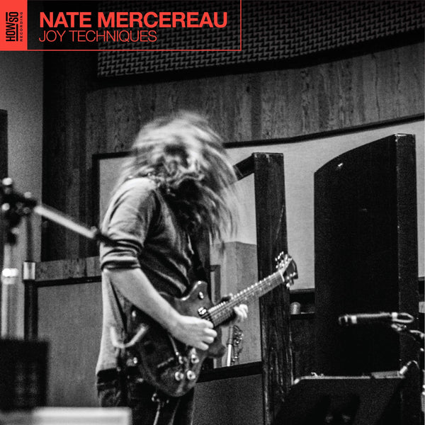 Nate Mercereau - Joy Techniques (LP) How So Records