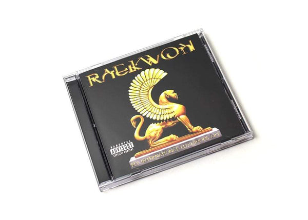 Raekwon - Fly International Luxurious Art (CD) Ice H20 Records