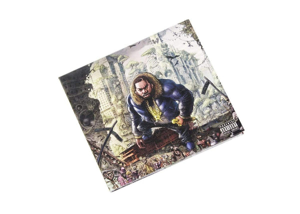 Raekwon - The Wild (CD) Ice H20 Records