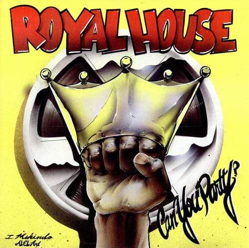 Royal House - Can You Party? (2xCD) Idlers Records