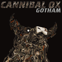 "Cannibal Ox - Gotham (12"" Maxi-Single) IGC Records"