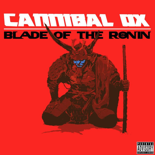Cannibal Ox - Blade of the Ronin (2XLP - Red Vinyl) iHipHop Distribution