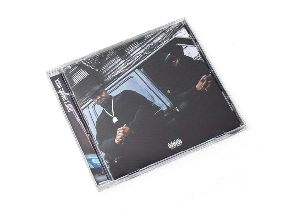 Smoke DZA & Pete Rock - Don't Smoke Rock (CD) iHipHop