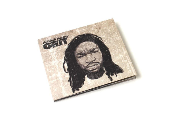 Kev Brown Presents Hassaan Mackey - That Grit (CD) Ill Adrenaline Records