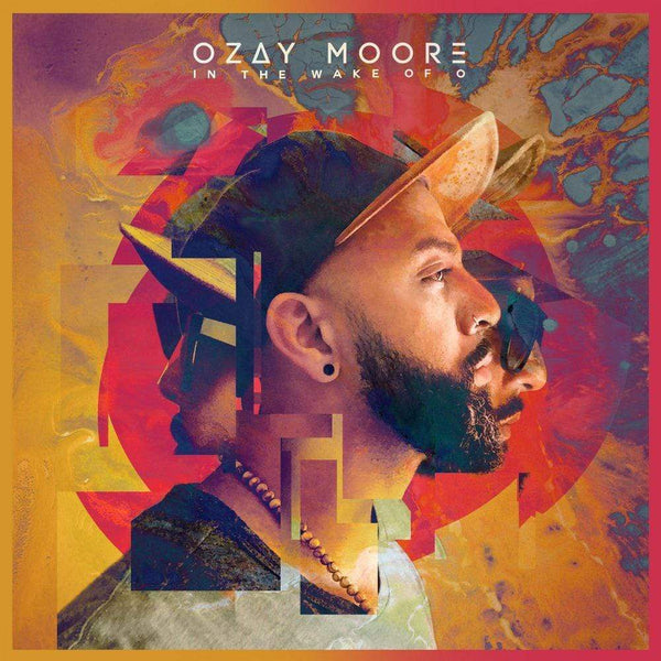 Ozay Moore - In The Wake Of O (LP - Orange Vinyl) ILLECT Recordings